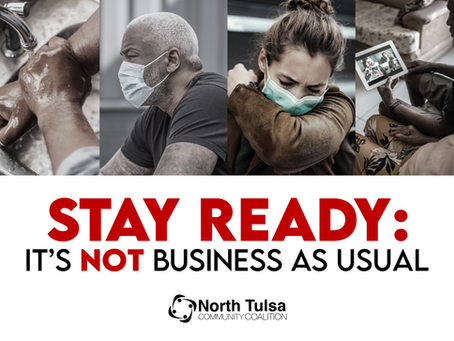 Stay Ready: It's Not Business as Usual