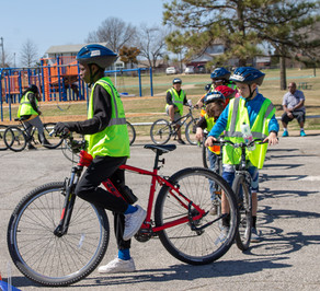 Bike Camp at Chamberlain