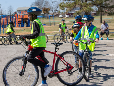 Bike Camp at Chamberlain