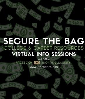 Secure the Bag 2020 Begins October 6th!