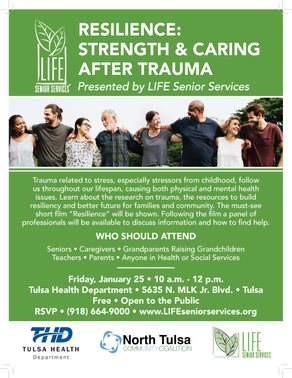 RESILIENCE:STRENGTH & CARING AFTER TRAUMA