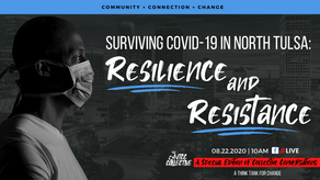 Surviving COVID-19 in North Tulsa: Resilience and Resistance