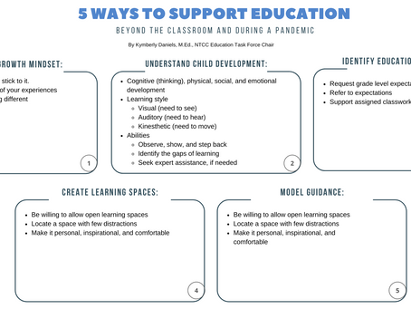 5 Ways to Support Education Beyond the Classroom and During a Pandemic