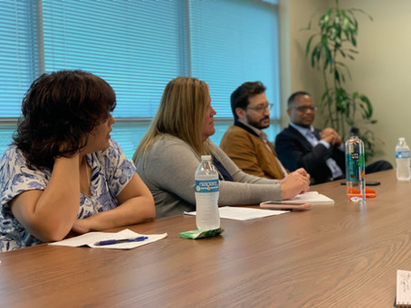 Robert Woods Johnson Foundation Visits North Tulsa