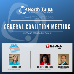 August 24 NTCC General Coalition Meeting