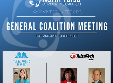August 24 NTCC General Coalition Meeting