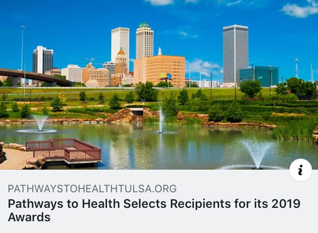 Pathways to Health Selects NTCC as 2019 Grant Recipient