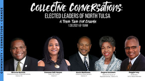 NTCC To Host Elected Leaders of North Tulsa Community Conversation