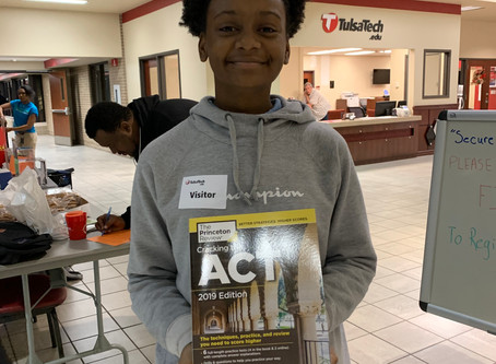 Secure the Bag: College, Career, & Resource Fair Kickoff
