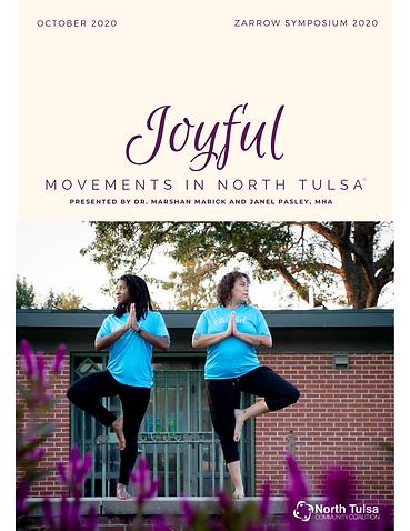 Joyful Movements in north Tulsa _ Zarrow