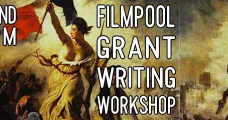 Filmpool Grant Writing Workshop (2013)