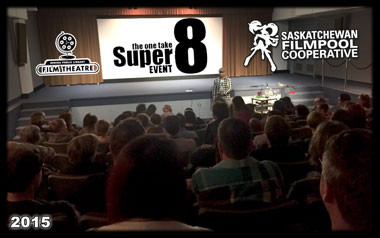 One Take Super 8 Event – ANOTHER SUCCESS!
