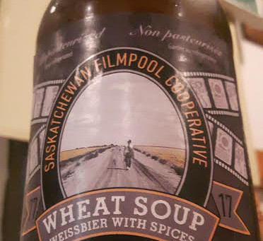 Tapping of Wheat Soup!