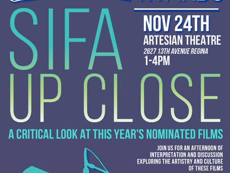 SIFA Up Close