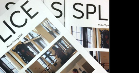 Splice Magazine Winter/Spring 2016 issue now available!