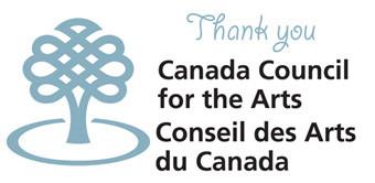 Thank you Canada Council