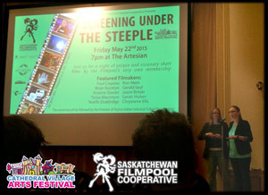 23rd Annual Screening Under The Steeple