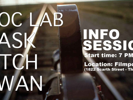 Doc Lab Info Session June 22nd 7pm