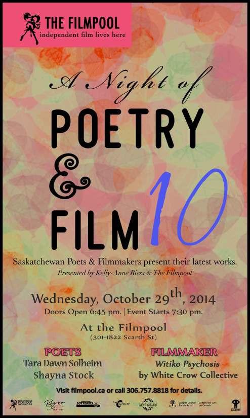 Poetry & Film 10