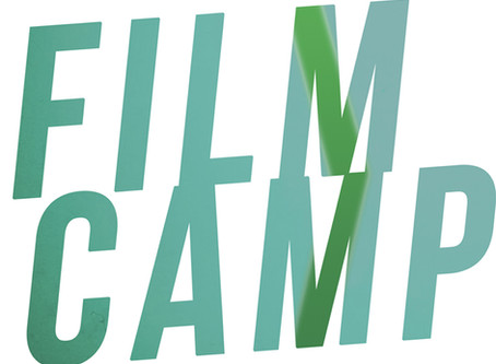 FILM CAMP 2018 REGISTRATION NOW OPEN!