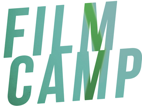 FILM CAMP 2018 REGISTRATION NOW OPEN!