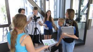 SaskFilm Camp 2013 comes to a close