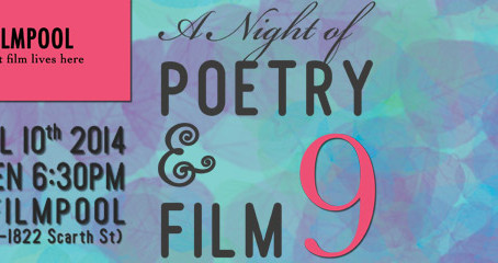 A Night of Poetry & Film 9