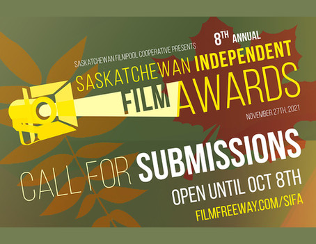 SIFA'S 2021 SUBMISSIONS OPEN SEPTEMBER 20TH