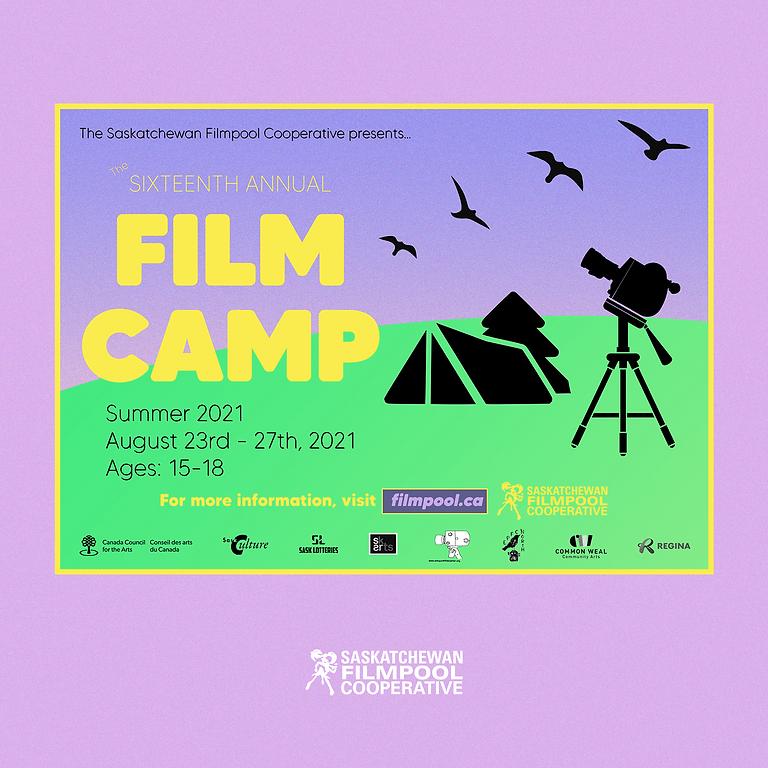 FILM CAMP 2021