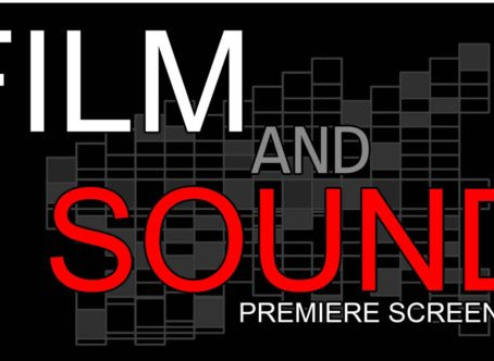 Open Aperture: Film and Sound June 8th