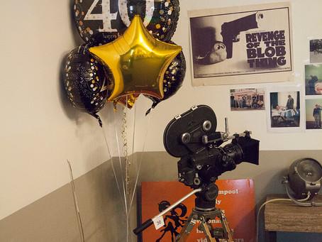 40th Anniversary March 16th 2017