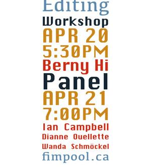 Editing Workshop & Panel
