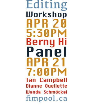 Editing Workshop & Panel