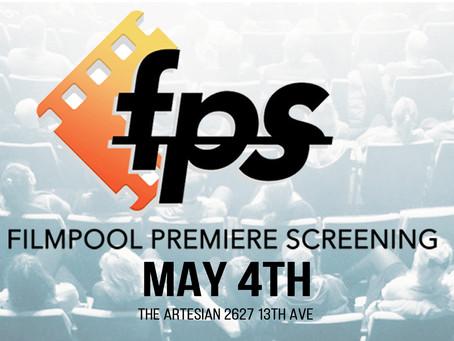 Filmpool Premiere Screening: Saturday May 4th