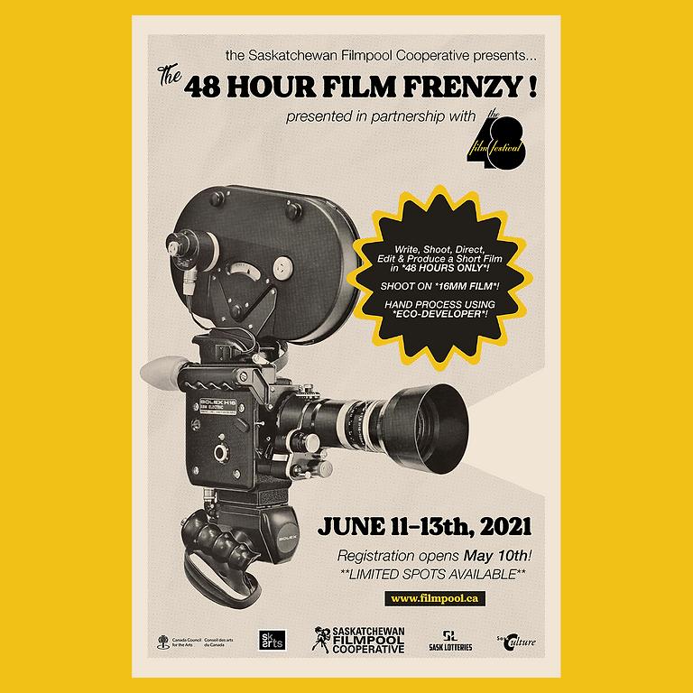 THE 48 HOUR FILM FRENZY!