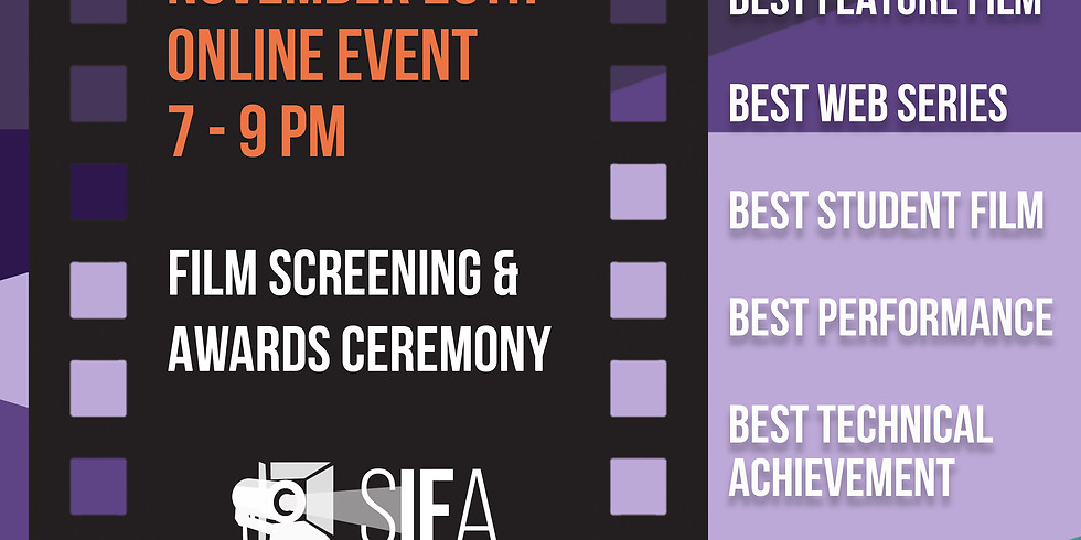 The 7th Annual Saskatchewan Film Awards