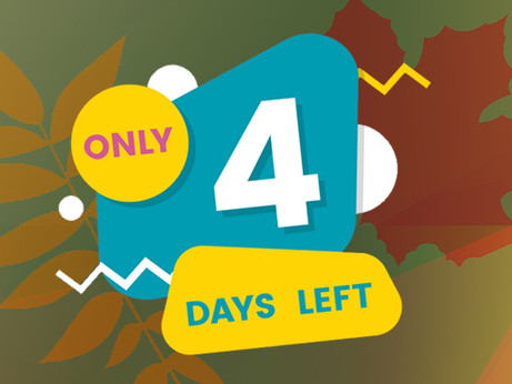 Only 4 days left to submit your film!