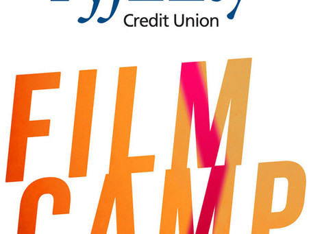 Announcing the Affinity Credit Union Film Camp!