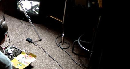 This Big World production on set footage: Tyler Banadyga's <i>Title TBA</i>