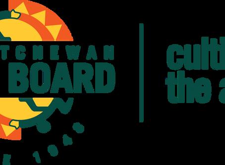 Saskatchewan Arts Board Grant Programs Workshop