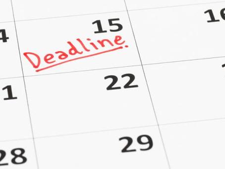 Filmpool Grant Deadline April 15th