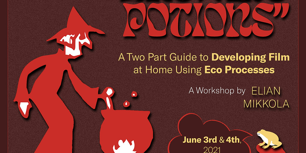 Brewing Potions -- Eco Processing Workshop