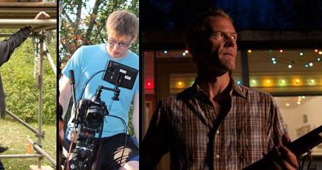 Making <em>Malignance</em> part II: on set