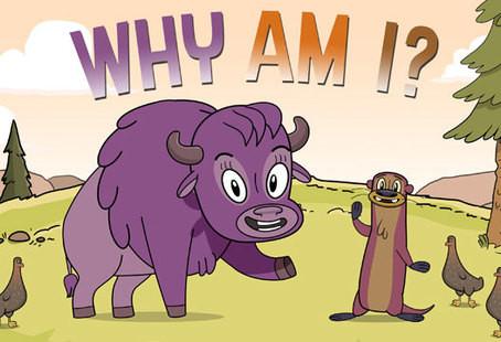 Saskatchewan Animated short for kids