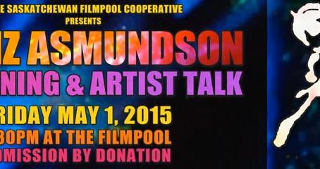 Jaimz Asmundson – SCREENING & ARTIST TALK