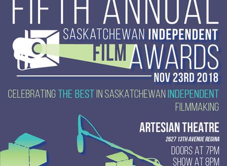 SIFA New, Official Website – Saskatchewan Independent Film Awards