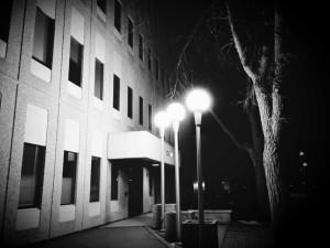 MBrownridge City Night View - film noir