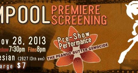 Filmpool Premiere Screening 2013