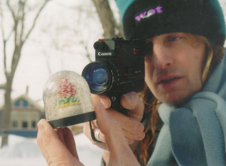 Super 8mm workshop with Gerald Saul