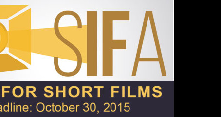 SIFA 2015: The call for submissions is now open!